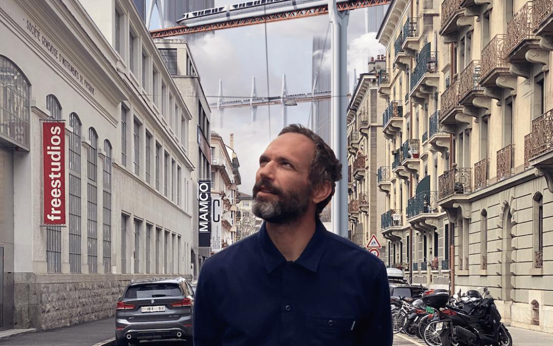 L'EDITO avec Olivier Pictet, Directeur de création freestudios