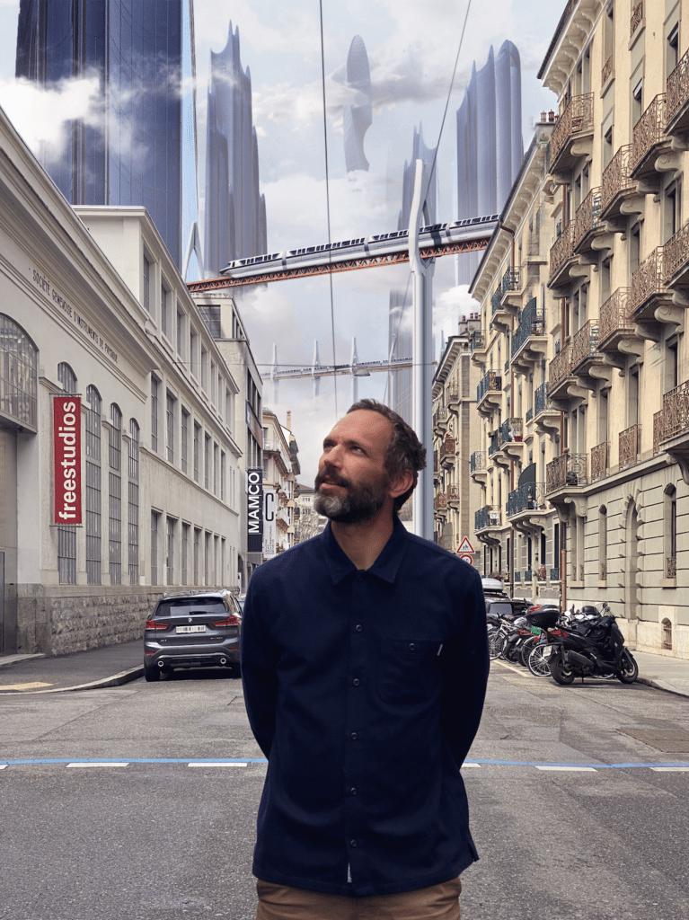 Free Studio - Olivier Pictet