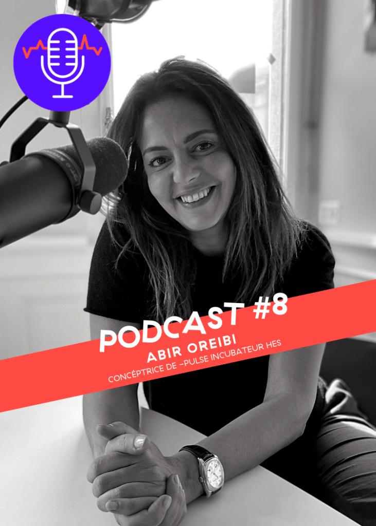 Abir Oreibi Podcast