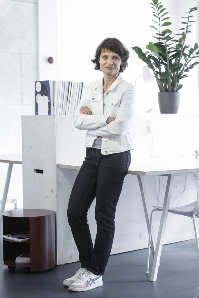 Claire Baribaud, directrice Hepia